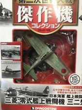 Diecast Collection Aircraft 1/72 Mitsubishi Zero