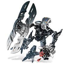 Lego 8913 Bionicle Mahri Nui Toa Mahri Nuparu robot complet Notice de 2007 -NN6
