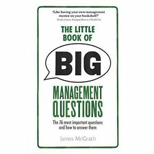 The Little Book of Big Management Questions: The 76 Most Important Questions and