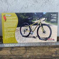 Salsa Fargo Brochure Bicycle Spec Card Sheet Manual