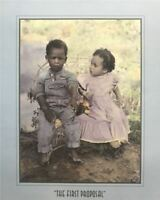 """US ART 16x20"""" Flowers, Religious, AFRICAN AMERICAN Literary Art Print Poster"""