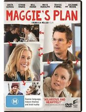 Maggie's Plan - Rebecca Miller NEW R4 DVD