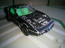 Chevrolet corvette noire 1/57 majorette nº 268