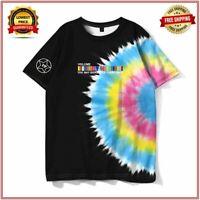 ASTROWORLD Travis Scott Unisex T-shirt Tour Astroworld Music Festival shirt tops