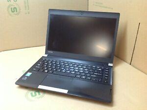 "Toshiba Portage R30-A Laptop 13.3"" i5-4210M@2.50GHz 4GBRAM 500gb GBHDD Win10"