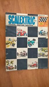 Scalextric 1967 Catalogue 8th Edition  Good Clean Condition