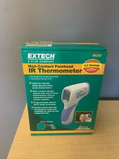 EXTECH IR200 - FDA 510k Cleared Non-Contact IR Infrared Thermometer NEW SEALED