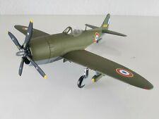 Franklin Mint Armour Republic P-47D Thunderbolt French 1st Airforce B11E096 1:48