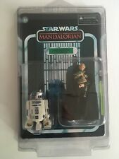 STAR WARS Vintage Collection Mandalorian Luke Unpunched Custom (MOC) MINT