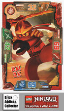 Lego ® Ninjago Carte Trading Card VF Français 2016 N°002