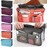 Women Travel Insert Handbag Organiser Purse Large Liner Organizer Tidy Bag US