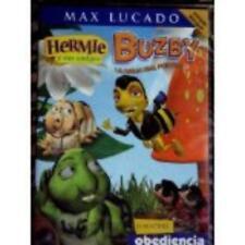 Hermie Y Sus Amigos: Buzby: La Abeja Mal Portada DVD VIDEO MOVIE Lucado Spanish