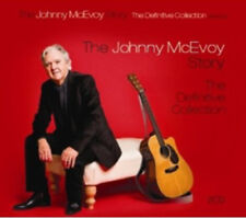 Johnny McEvoy : The Story: The Definitive Collection CD 2 discs (2011)