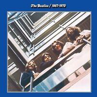 "THE BEATLES - 1967-1970 ""BLUE"" (REMASTERED 2 LP) 2 VINYL LP NEU"