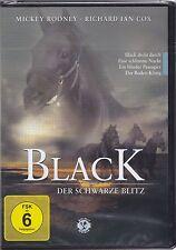 """DVD - Black - Der schwarze Blitz """"2"""" - NEU !"""