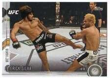 2015 Topps UFC Chronicles #137 Erick Silva
