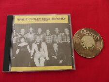 CD Spade Cooley Big Band 1950-1952 CZ 1999