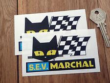 Sev marchal cat & script 4 pouces GT40 alpine lemans 24hr