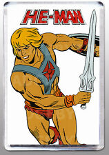 HE-MAN LARGE FRIDGE MAGNET- 80's CLASSIC!