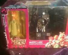 The Muppet Show 25 years Muppet labs with Beaker playset