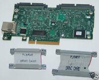 DELL DRAC 5 Remote Access DRAC5 - WW126 G8593 + Cables