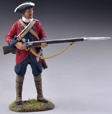 THOMAS GUNN FRENCH & INDIAN WAR FIW011A BRITISH REDCOAT STANDING WITH RIFLE MIB