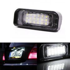 LED Number Lamp License Plate Light For Benz W220 S320 S420 S430 1999-2005 2004