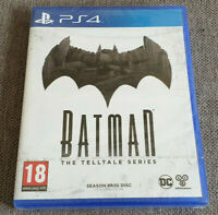 Sony Playstation 4 PS4 Game Batman The Telltale Series Season Pass Disc New