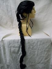 Licensed Avatar Jake Sully Wig Na'vi Jungle Warrior Witch Doctor Pirate Indian