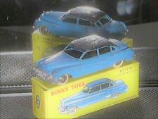 BUICK ROADMASTER 1952 : VRAI DINKY TOYS ORIGINALE 1954/60 BLEUE