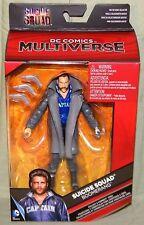 "BOOMERANG Suicide Squad DC Multiverse Mattel 6"" Figure CROC COLLECT CONNECT"