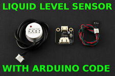 With Code + Contact/Non-contact Photoelectric Water/Liquid Level Sensor Arduino