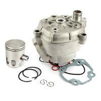 ALU Zylinder 50ccm SPORT für Yamaha Aerox Jog MBK Nitro Aprilia SR Benelli 491