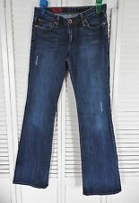 "Adriano GOLDSCHMIED The Angel AG Damen Jeans Gr. 28R Regular Innennaht 31"" Pappe"