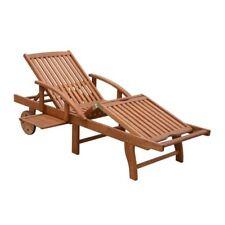 Gartenliegen aus Holz günstig kaufen | eBay