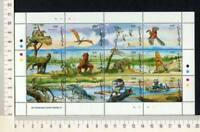 36432) GUYANA 1993 MNH** Prehistoric animals MS