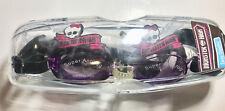 SANRIO  swimming goggles MONSTER HIGH Glasses super anti fog with hard case INC