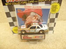 1991 Racing Champions 1:64 NASCAR Bobby Allison Motorsports Team Buick Regal a