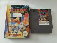 Disney's Chip N Dale Rescue Rangers - Nintendo NES Game [PAL A UKV] - Boxed