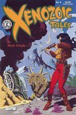 Xenozoic Tales #9 (Sep 1989, Kitchen Sink Press) NM 9.4