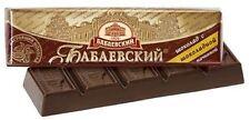Schokolade Babaewskij 50g Russische Konfekt Schokotafel