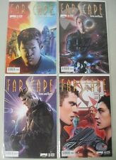 Complete Set Of Farscape Gone And Back #1-4 Boom Studios Comics