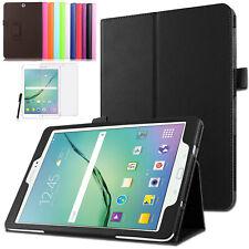 Samsung Galaxy Tab s2 9.7 t810 t815 t819 bolso funda protectora case + Pen + lámina -2
