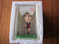 2008 Select AFL COLOR FIGURINE Jonathan Brown (Brisbane Lions)