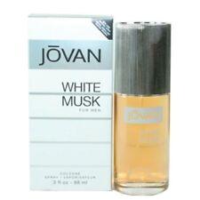 2x JOVAN WHITE MUSK by Coty 3.0 oz/90ml Cologne Spray for Men NIB