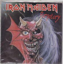 "IRON MAIDEN - purgatory / genghis khan  7"" made in UK"