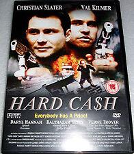 HARD CASH Christian Slater, Val Kilmer  NEW