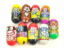 Mighty Beanz Toy Collectibles Lot of 9 beans Lot