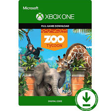 Zoo Tycoon Xbox One Full Digital Game Download key global
