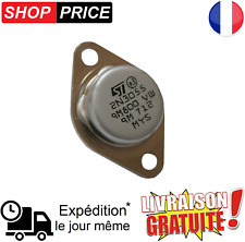 Transistor bipolaire de Puissance 2n3055 NPN 60 V 15a To-220